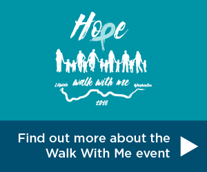 ovarian cancer walk with me