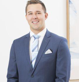 Brett O Connor Property Manager