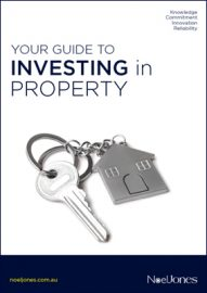your guide to investing in property